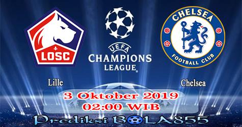 Prediksi Bola855 Lille vs Chelsea 3 Oktober 2019