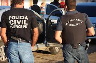 Polícia Civil de Sergipe e PM da Bahia prendem acusado de roubo em Paripiranga