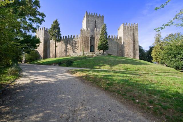 Castelo de Guimarães (Guimarães)