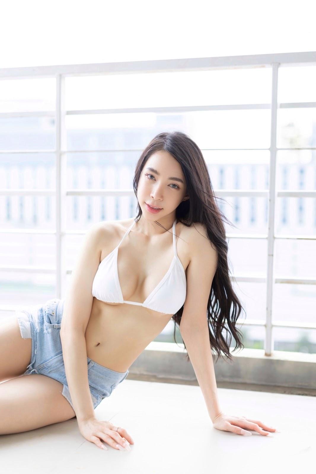 Thailand Beautyful Girl Pic No.533    Baifern Taratee