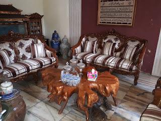 service sofa pondok cabe