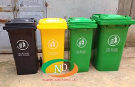 bán thùng rác công cộng chất lượng