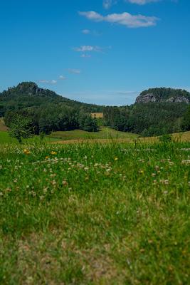 Malerweg Etappe 7 | Von Kurort Gohrisch bis Weißig | Wandern Sächsische Schweiz | Pfaffenstein – Festung Königstein 30