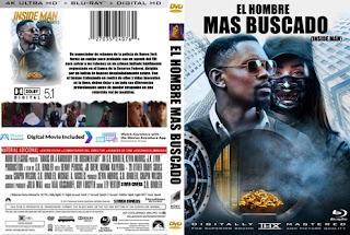 EL HOMBRE MAS BUSCADO - INSIDE MAN - MOST WANTED - 2019
