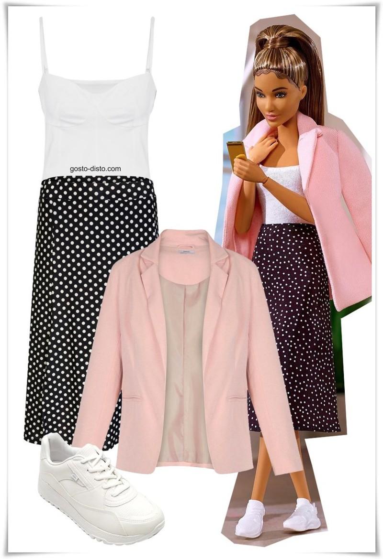 Os melhores looks do outubro rosa da Barbie
