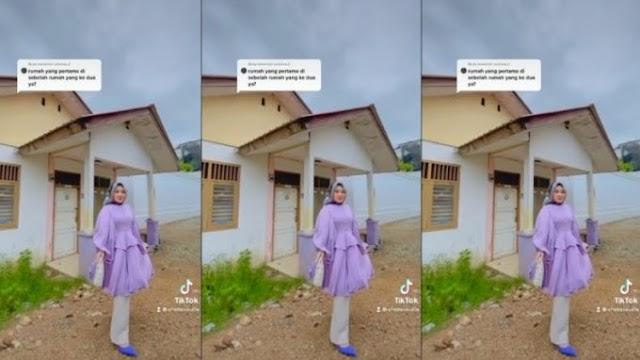 Viral! Wanita di Aceh Memperlihatkan Rumah Dulunya Kontrak di Bantuan Tsunami Kini Sukses Bagaikan Istiana