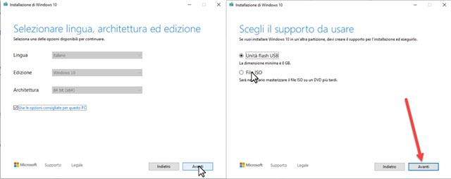 creare-supporto-windows-10