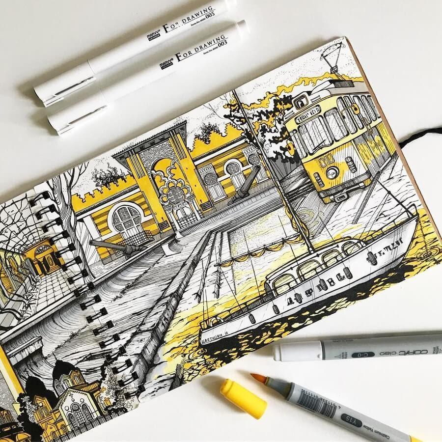 05-Yuliia-Zvetkova-Architectural-Drawings-www-designstack-co