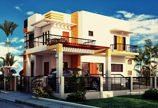 Modern Minimalist House Design 2 Floor Luxury