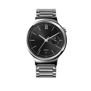 Huawei Watch Stainless Steel with Stainless Steel Link Band sale