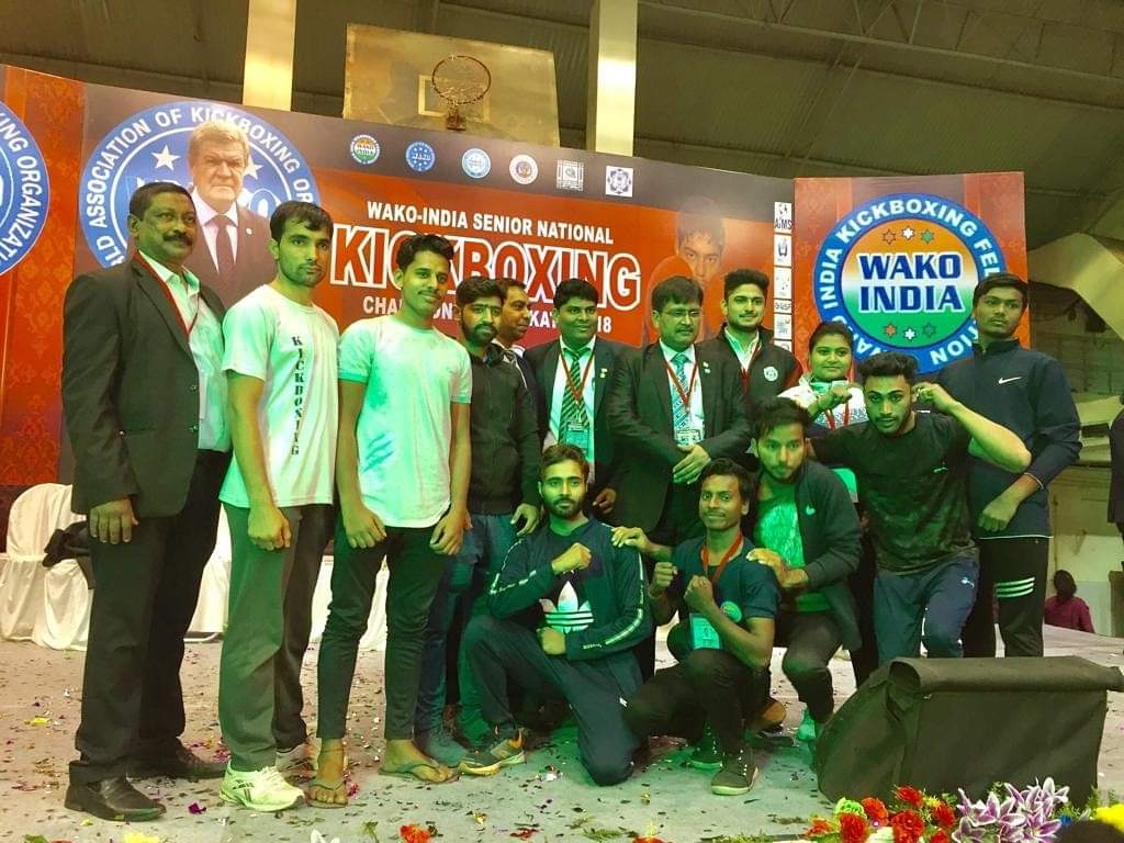 किकबॉक्सिंग में फरीदाबाद जिले के खिलाडियों ने राष्टीय प्रतियोगिता में जीते दो स्वर्ण पदक