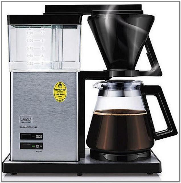 Melitta Coffee Maker Aroma Boy II;Single Cup Pour Over Coffee Maker;