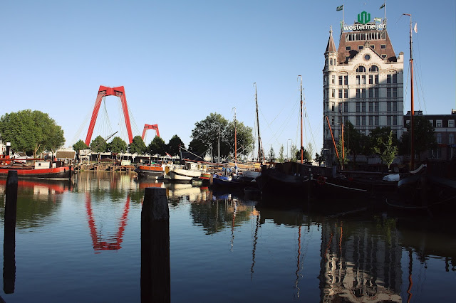 oude haven - rotterdam