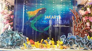 Jakarta Aquarium yang sedang tahap penyelesaian dan akan segera diresmikan