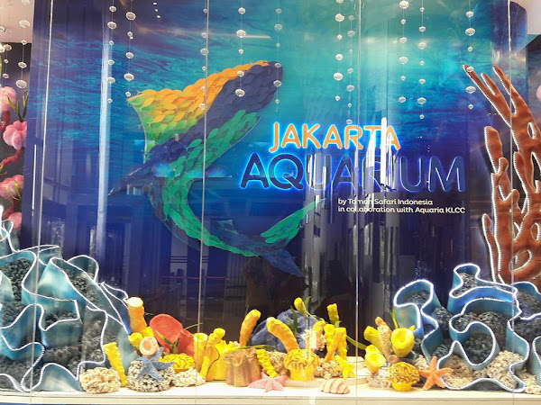 Jakarta Aquarium, Sarana Edukasi Biota Laut