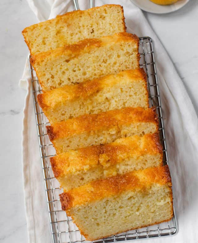 The Best Lemon Bread