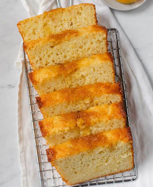 The Best Lemon Bread
