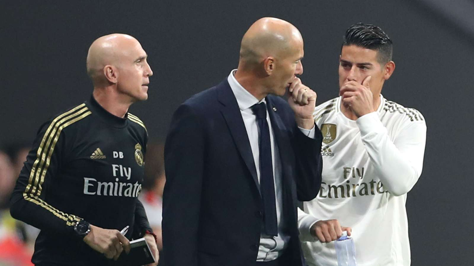 Real Madrid decide the future of James Rodriguez after 2020