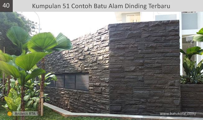motif batu alam untuk dinding luar