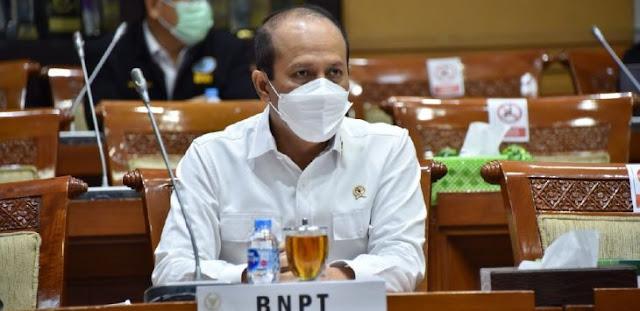 BNPT Gak Percaya Alfin Andrian Gangguan Jiwa