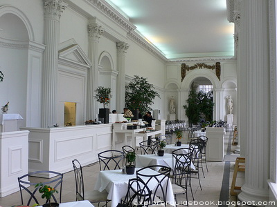 kensington palace restaurant