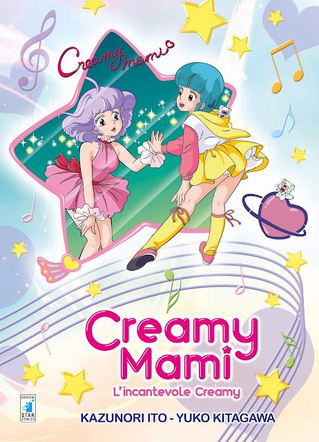 Creamy Mami star comics incantevole Creamy