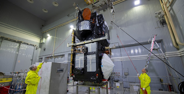 russian rokot launcher to orbit sentinel 3b earth observing satellite on wednesday