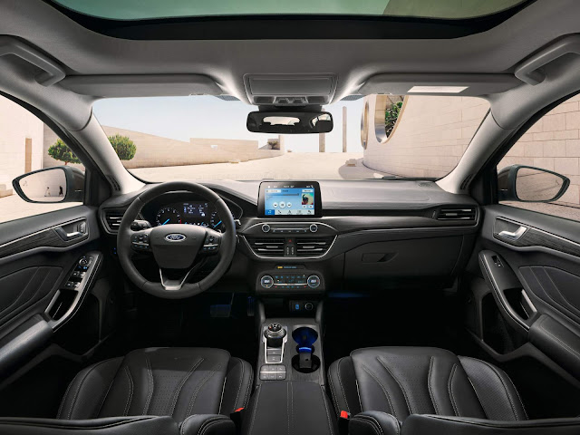 Novo Ford Focus 2019 - interior