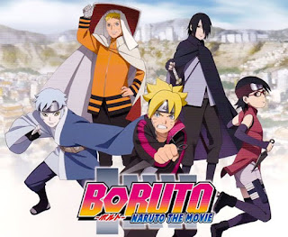 Download Film Boruto Naruto The Movie 2015 Subtitle Indonesia
