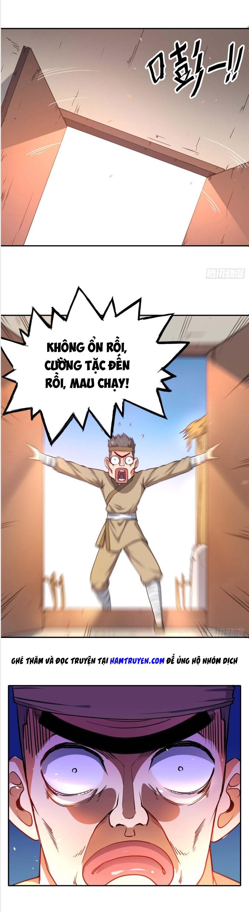 Sư Tỷ Của Ta Rất Cứng Chap 1 . Next Chap Chap 1.5