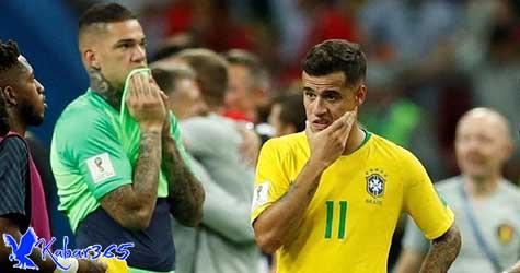 Tersingkir, Brasil Siap Dihujani Kritik