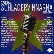Vi Hoppar Mellan Genrerna Här Nu Lite Svenska Melodifestival Vinnare Genom Tiderna Schlagervinnarna 1958 2000 Ariola Saml