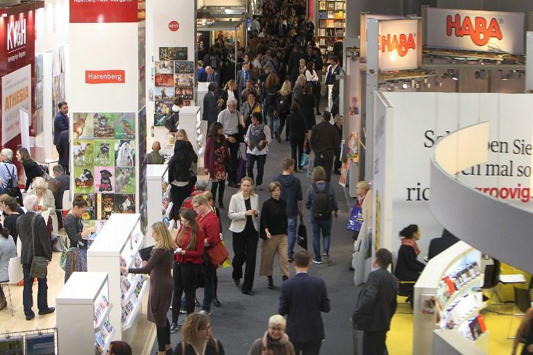 Frankfurt Book Fair, Pesta Buku Terbesar dan Tertua di Dunia