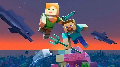Thật thách thức tin khi phần lớn gamer Minecraft là thuộc thế hệ trưởng thành!