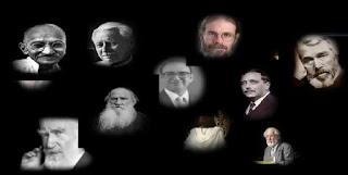 بحث حول عظماء الإنسانية