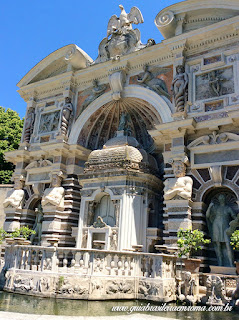 villa deste guia roma portugues fonte orgao - Villa D'Este em Tivoli com guia em português