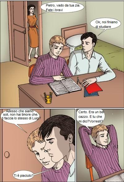 racconti gay prete Caltanissetta