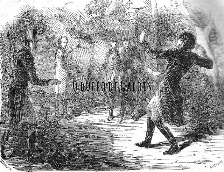 O duelo de Galois
