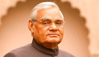 Atal Bihari Vajpayee's third death anniversary: President- Prime Minister paid tribute by reaching Atal Smriti Sthal