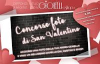 Logo Concorso foto di San Valentino : vinci gratis 3 gioielli da 50€