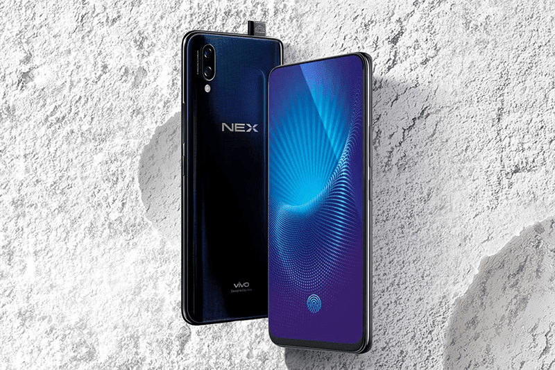 Vivo announces NEX S, a flagship with 6.59-inch real bezel-less screen!