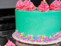 Sweet Funfetti Cake Recipe