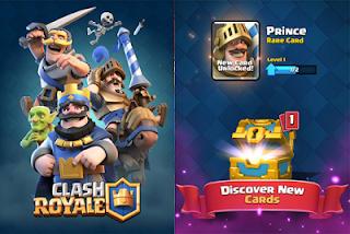 cara mengganti nama profil clash royale