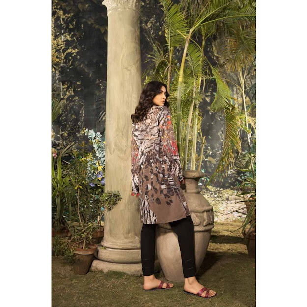Gul Ahmed new arrival lawn shirts collection