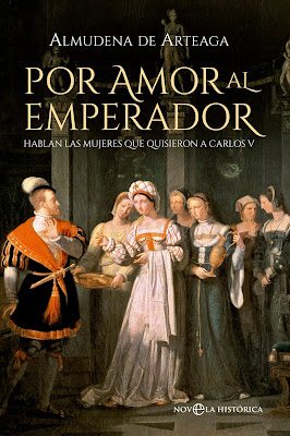 Por amor al emperador - Almudena de Arteaga (2016)