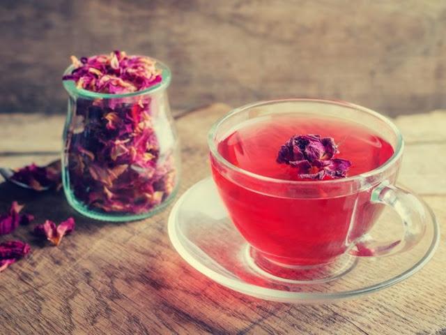Rose Tea Properties and Health benefits of rose tea
