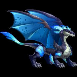 Dragón Viento Nocturno
