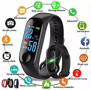 The top best fitness tracker in India | Smartwatch Price.in