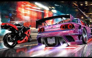 Inilah! 10 Game Balap Mobil Terbaik PSP 40
