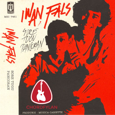 Lirik dan chord Ujung Aspal Pondok Gede - Iwan Fals